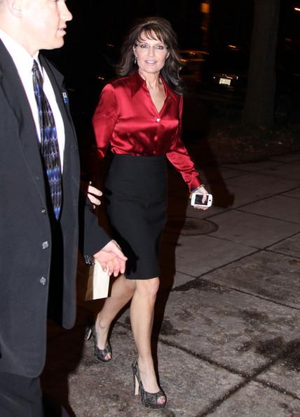 Mccain No Regrets Over Sarah Palins Boobs  Austinisafecker-6685