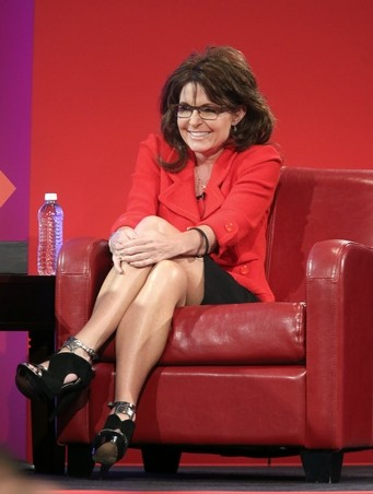 Sarah Palin Gambols About On New Hooves Austinisafecker
