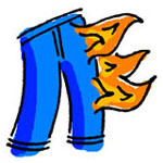 firepants