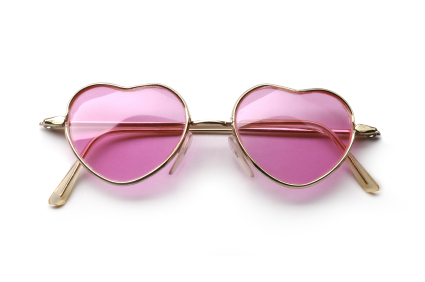 rose-tinted-glasses