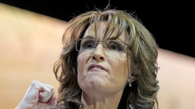 Sarah Palin Speaks at CPAC