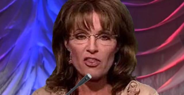 Palin-drunk